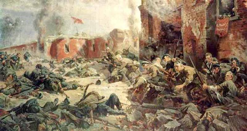 Вторая мировая война — война США и Англии против СССР