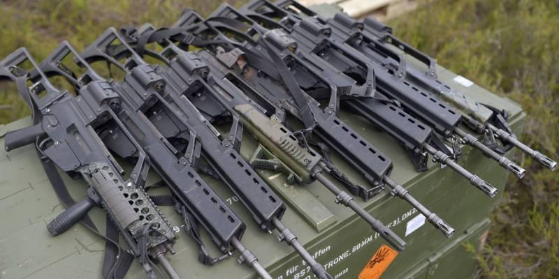 СМИ: солдаты бундесвера не доверяют своему вооружению