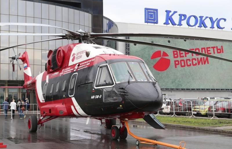 ОДК освоила производство российских двигателей для Ми-38