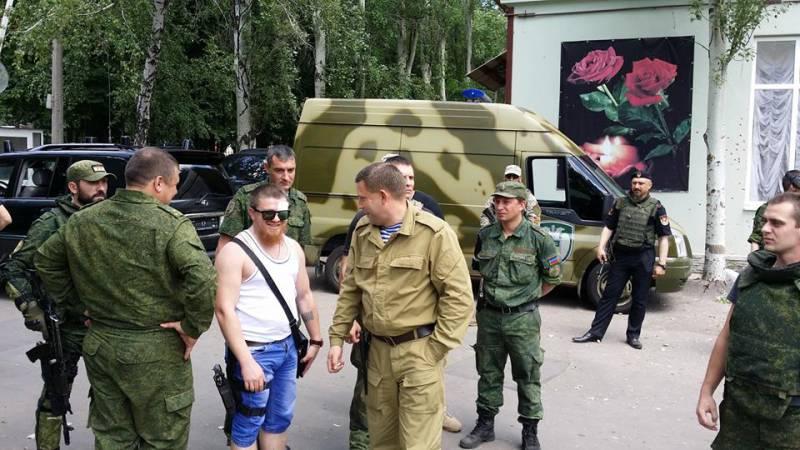 Целью теракта в Донецке был Арсений Павлов (Моторола)