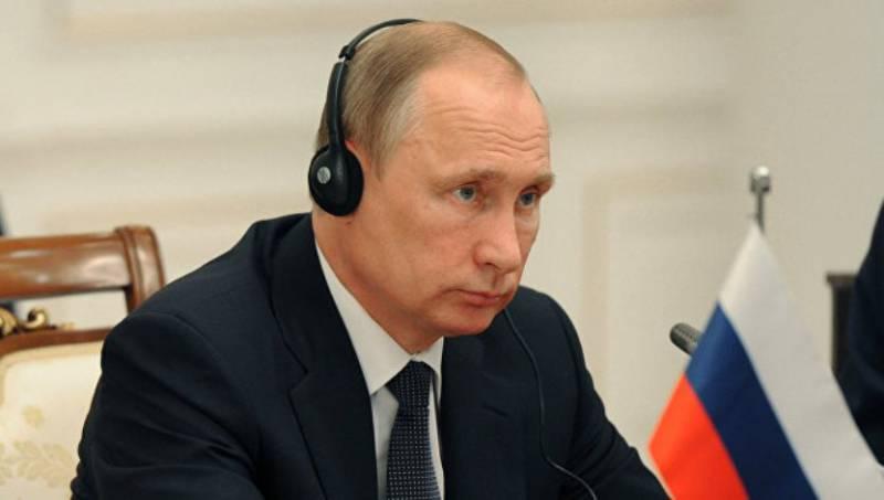 Владимир Путин о последствиях британского референдума