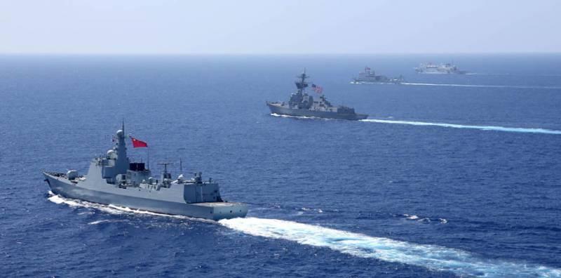 Newsweek: В Южно-Китайском море созрели условия для конфликта между КНР и США