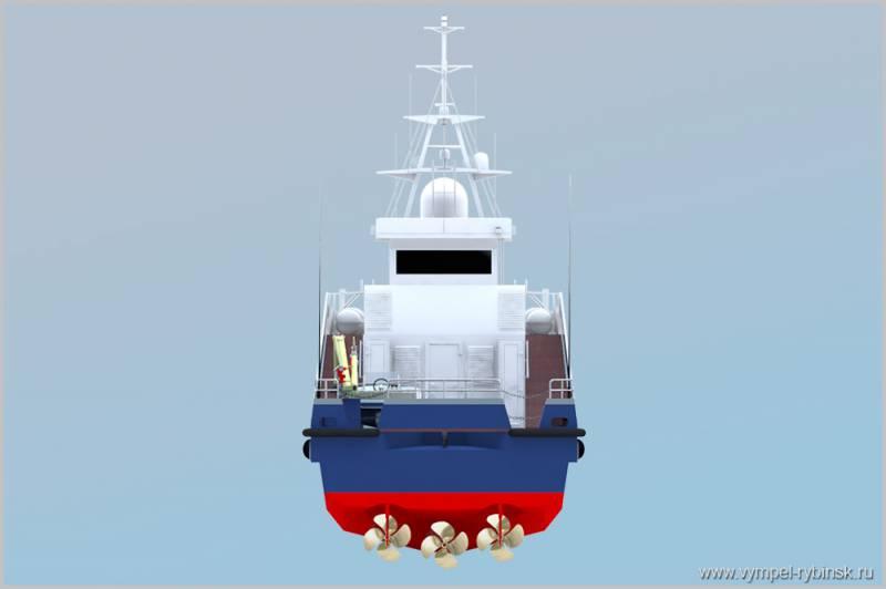 В Рыбинске заложен сторожевой катер «Ламантин»
