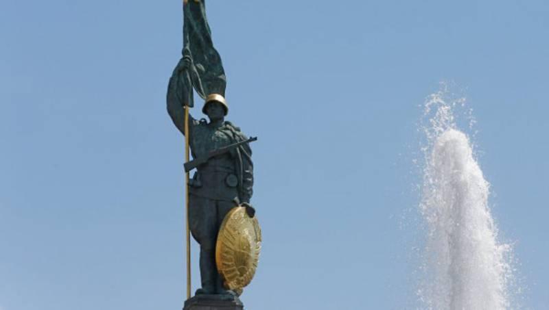 В Австрии прошла церемония перезахоронения останков советских солдат