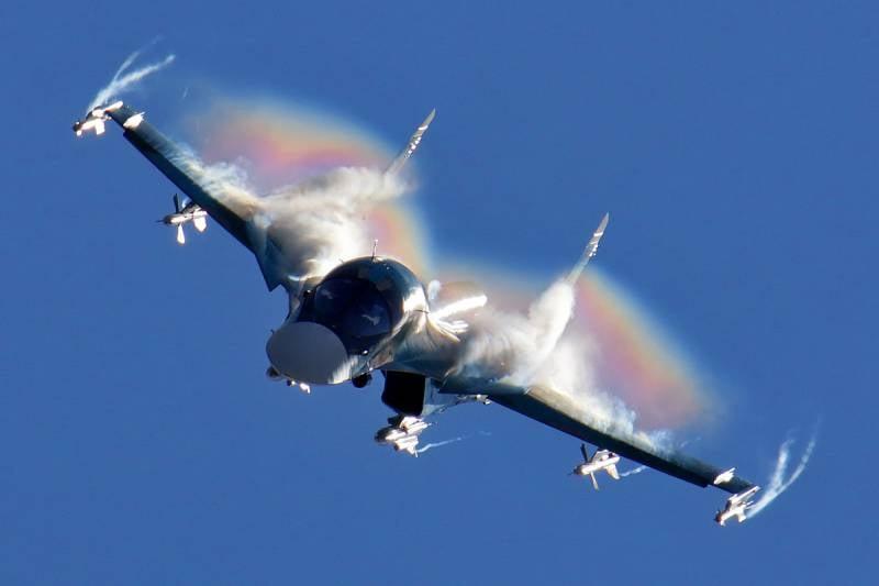 Производитель будет обслуживать бомбардировщики Су-34 в течение всего их жизненного цикла