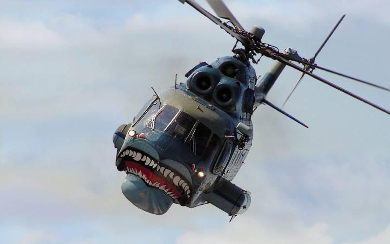 В РФ проводятся работы по адаптации противолодочной бомбы «Загон-2» для вертолёта Ми-14