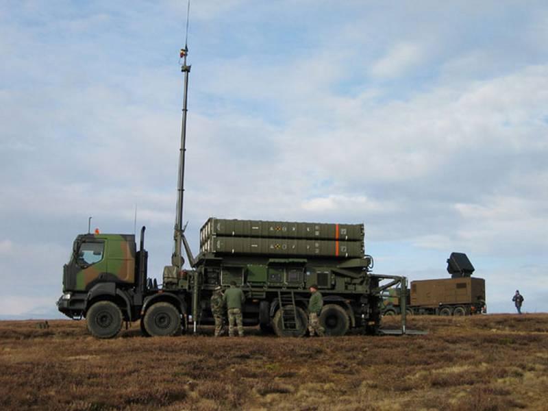 Угроза от «SAMP/T» у российских границ недооценивается