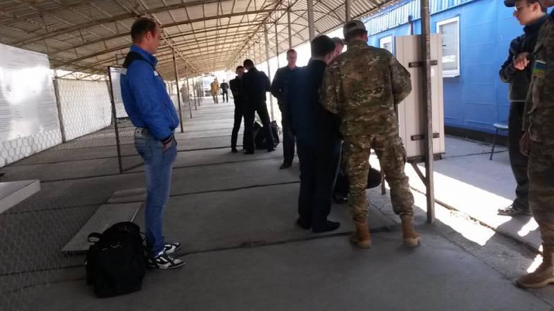 """Представители """"батальона Номана Челебиджихана"""" не смогли осуществить диверсию в Керченском проливе"""