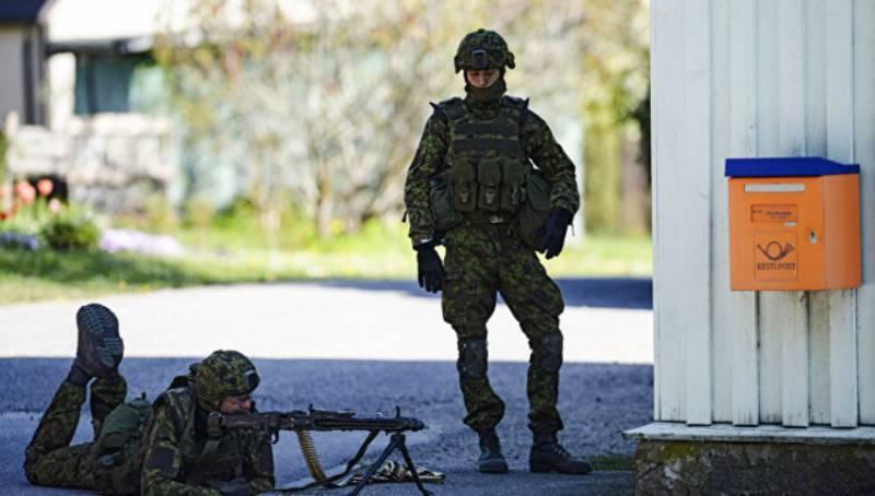 Эстония призвала НАТО «направить Кремлю сигнал» о том, альянс готов к отражению агрессии
