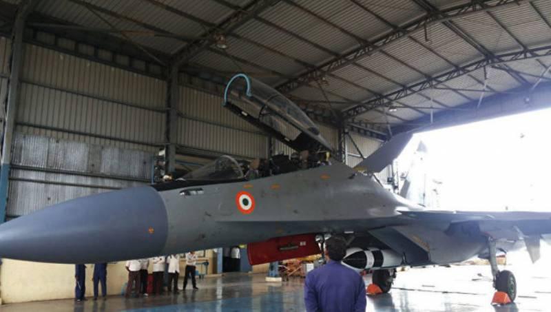В Индии осуществлён демонстрационный полёт Су-30 с ракетами «БраМос»