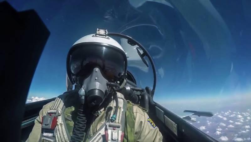NI: Конфликт в сирийском небе между ВКС РФ и ВВС США маловероятен, но возможен