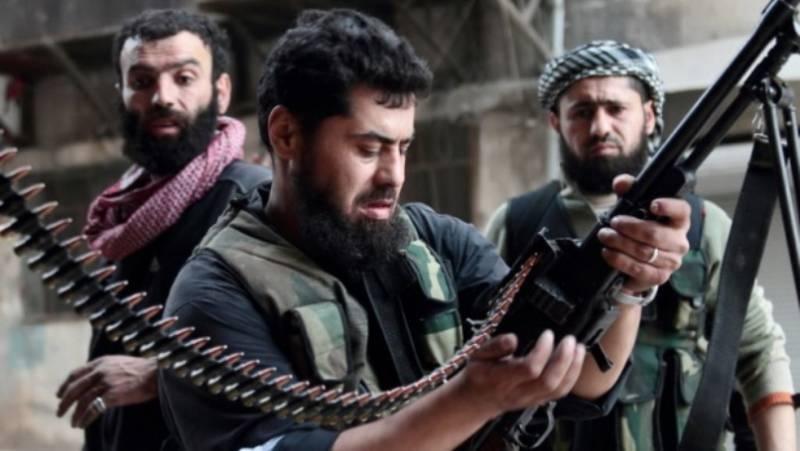 СМИ: американское оружие, направляемое сирийским повстанцам, систематически расхищается и попадает на чёрный рынок