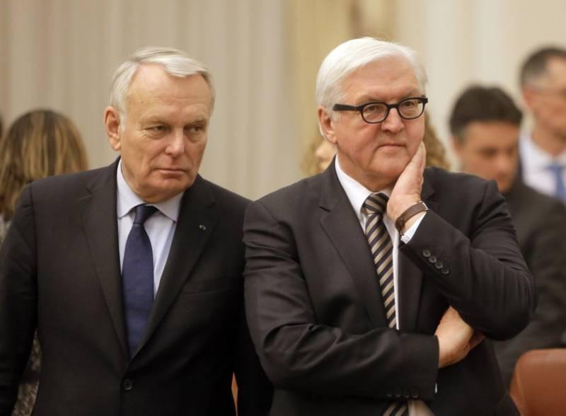 Власти Германии и Франции заявили о необходимости реформировать Евросоюз