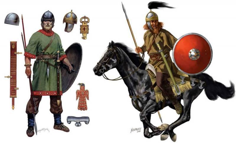 Последняя битва первого Рима