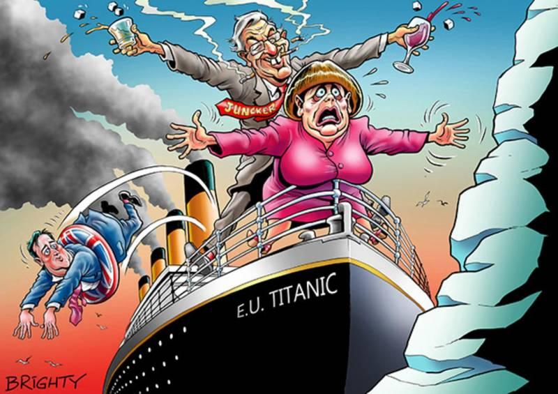 Туманное видение еврорейха?