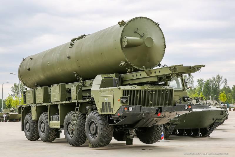 Проведены испытания ракеты-перехватчика 53Т6
