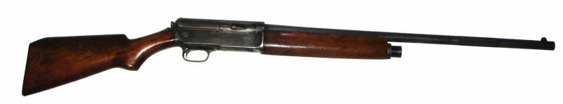 Самозарядное ружье Winchester Model 1911 (США)