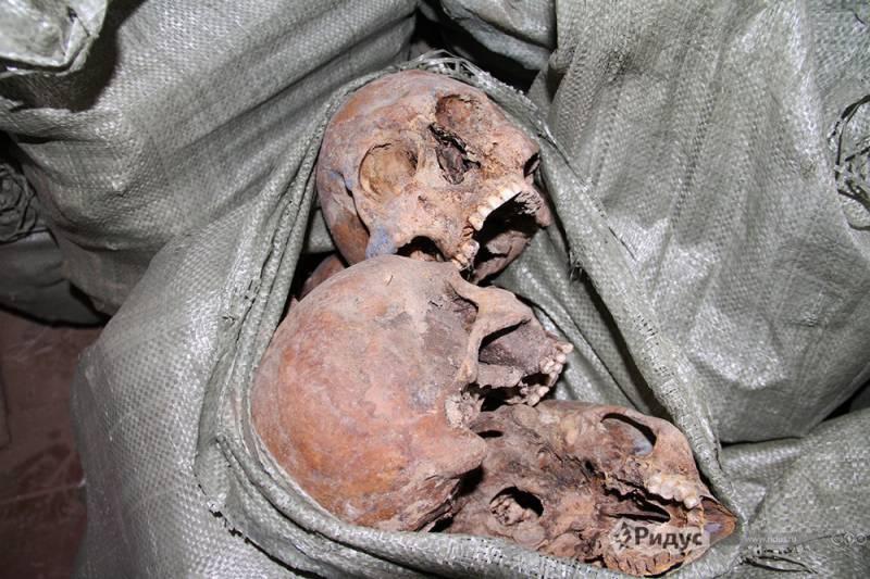 Полк погибших красноармейцев похоронен во Ржеве после 3-х лет бумажной волокиты