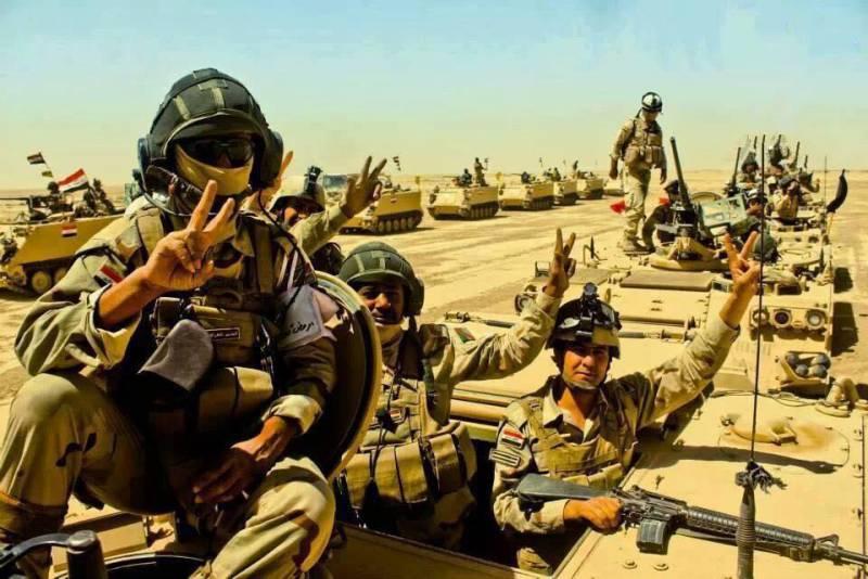 Вашингтон выдаст Ираку кредит на приобретения оружия