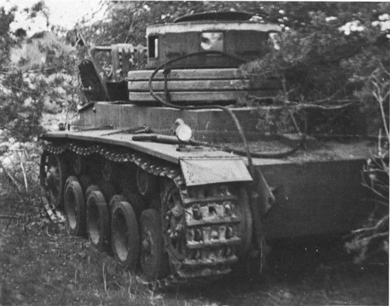 Тяжелый танк Henschel VK 3001(H), Германия