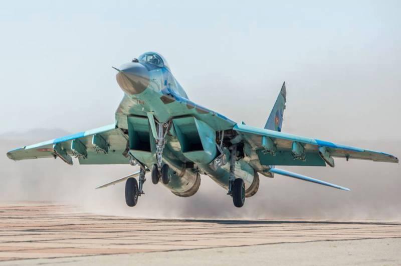 Истребительная авиация ВВС Азербайджана: перспективы и тенденции развития