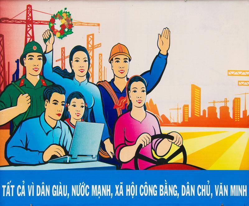 Сорок лет Социалистической Республике Вьетнам. Единство и независимость страна завоевала в боях