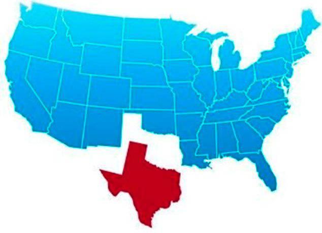 СМИ: результаты британского референдума вдохновили сепаратистов в Техасе