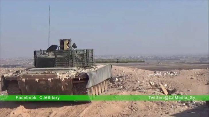 СМИ: ни один из сирийских танков, оснащённых «скворечниками», не пострадал от ПТУРов