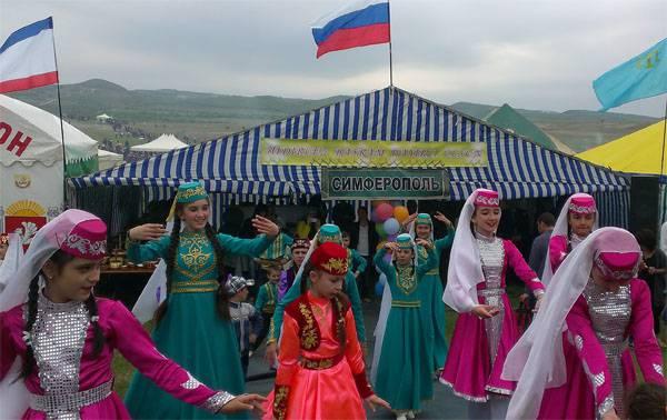 Крымские татары обратились к Анкаре с предложением признать итоги референдума 2014 года
