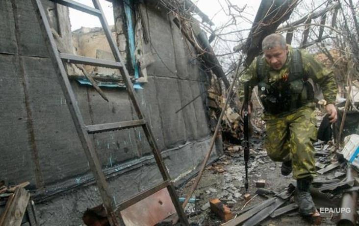 Украинские СМИ показали видеоролик с «яростным боем в зоне АТО»