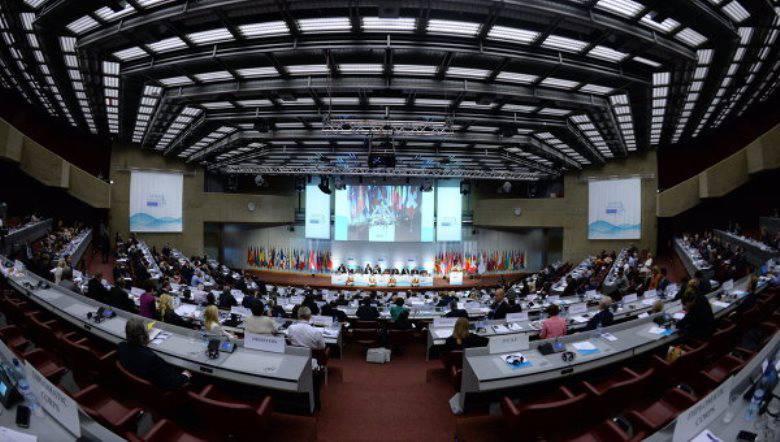 Российская делегация в ПА ОБСЕ отказалась от обсуждения украинского проекта резолюции по Крыму