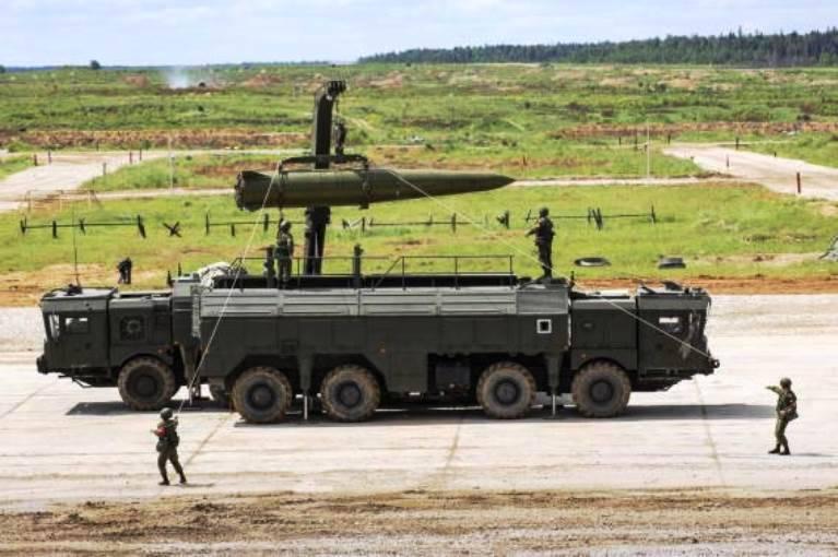 МИД Литвы: решение о размещении «Искандеров» под Калининградом было принято давно, и этот шаг не является ответом Москвы НАТО