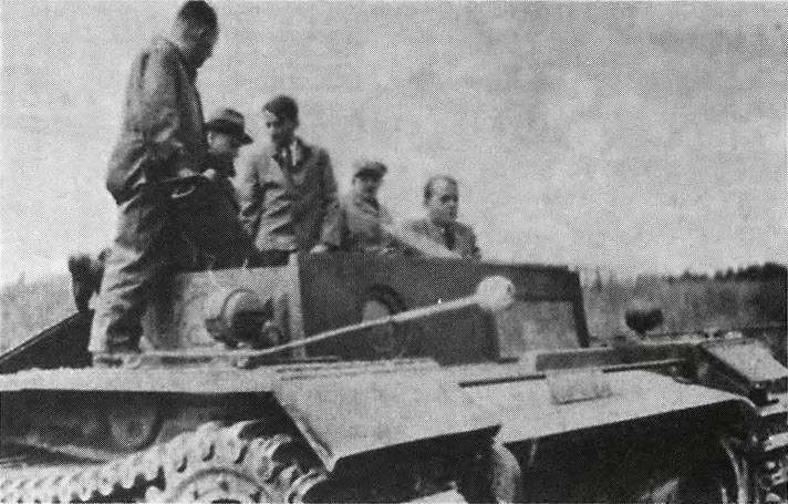 Тяжелый танк Henschel VK 3601(H), Германия