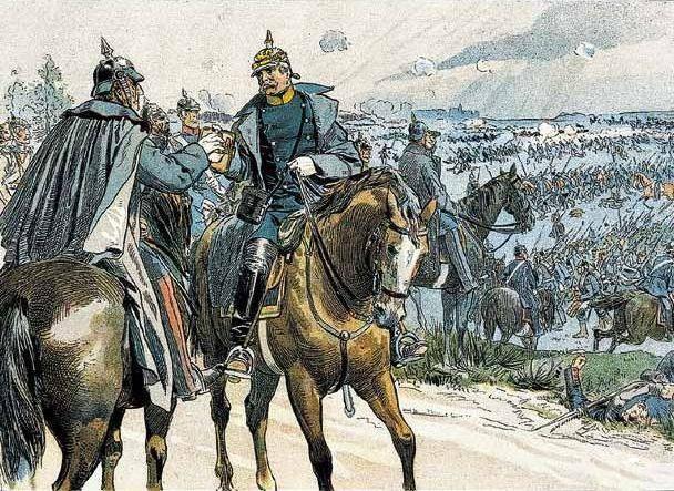 «Железом и кровью»: как Пруссия разгромила Австрию