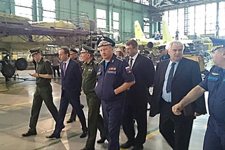 Минобороны планирует провести модернизацию Су-34