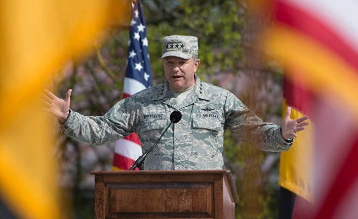 Заговор генерала НАТО против Обамы (The Intercept , США)