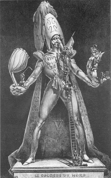 «Чёрные мифы» о русском императоре Николае I