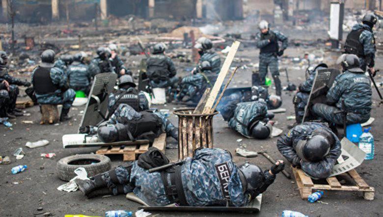 Украинский прокурор: последняя экспертиза доказала вину беркутовцев в расстреле активистов Майдана