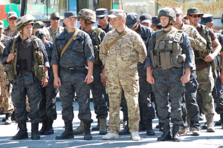 Киев отрабатывает задачу вооружения всех резервистов в случае масштабной войны