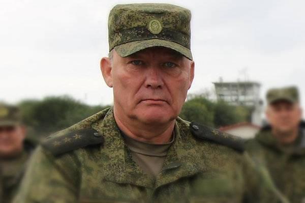 Generale con esperienza siriana. Il capo dell'operazione militare in Siria è stato nominato comandante del distretto militare meridionale