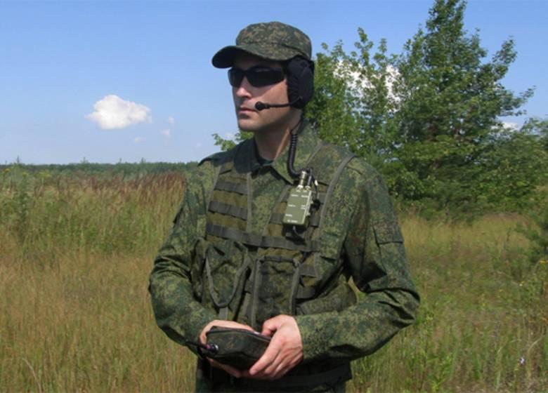 В войска поступила партия радиостанций «Восход»