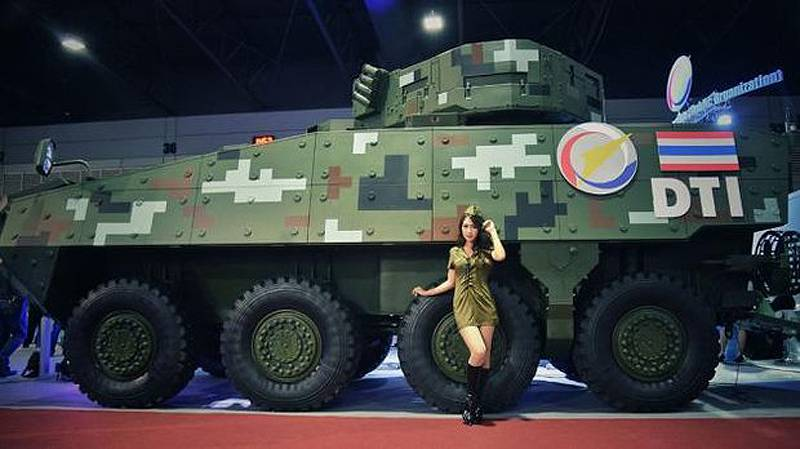 The world market of armored vehicles. Part of 3