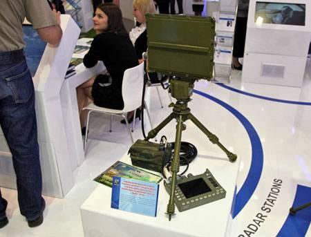 Радиолокационная станция разведки 1Л227 «Соболятник»