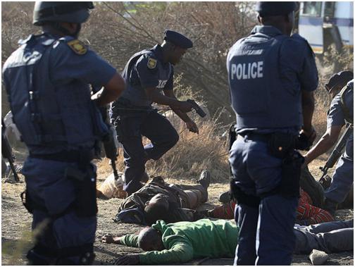 Демонтаж цивилизации по имени ЮАР... от имени Нельсона Манделы