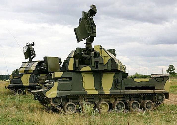 Новые комплексы «Тор-М2У» прибыли в танковое соединение, дислоцированное в Бурятии