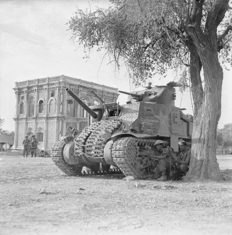 Баллада о танке М3 «Ли/Грант». История создания (часть вторая)