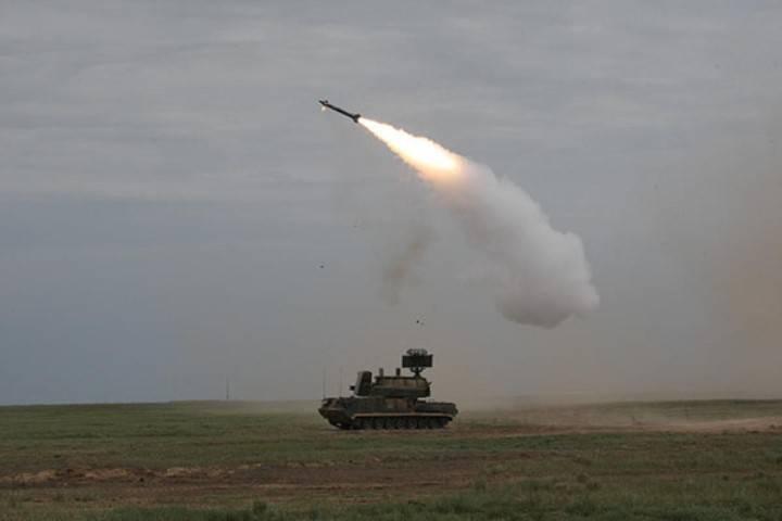 Войска ПВО Западного округа проведут на полигоне Капустин ЯР боевые пуски из ЗРК «Тор-М1»