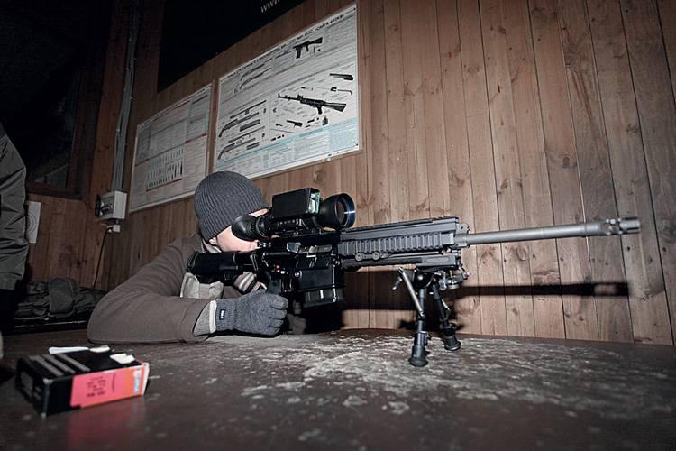 iCнайпер: тест российского «умного» прицела