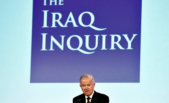 Доклад сэра Джона Чилкота: 6 июля 2016 года (The Iraq Inquiry, Великобритания)
