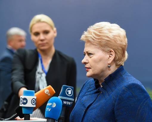 Президент Литвы: После выхода Британии из ЕС ответственность за стабильность в Европе легла на плечи Германии